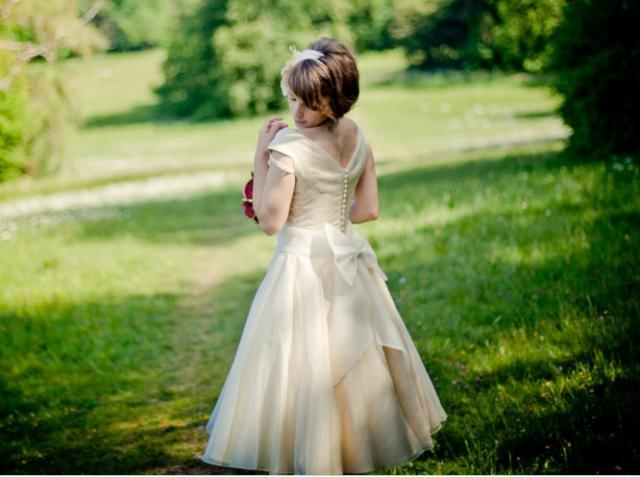 AZ inspirace I. - svatební šaty - Obrázek č. 36