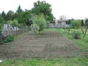pôvodná záhrada