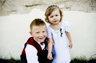 malí svatebčánci