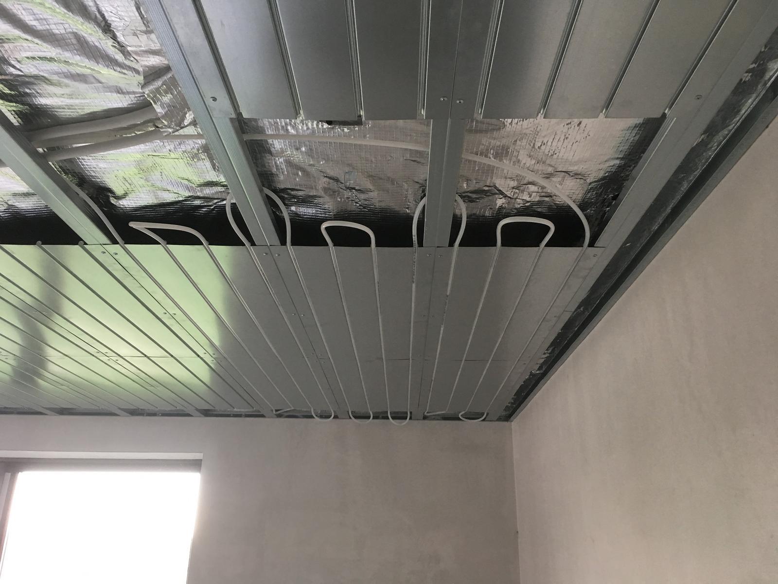 Panely na stropné chladenie/kúrenie - Obrázok č. 2