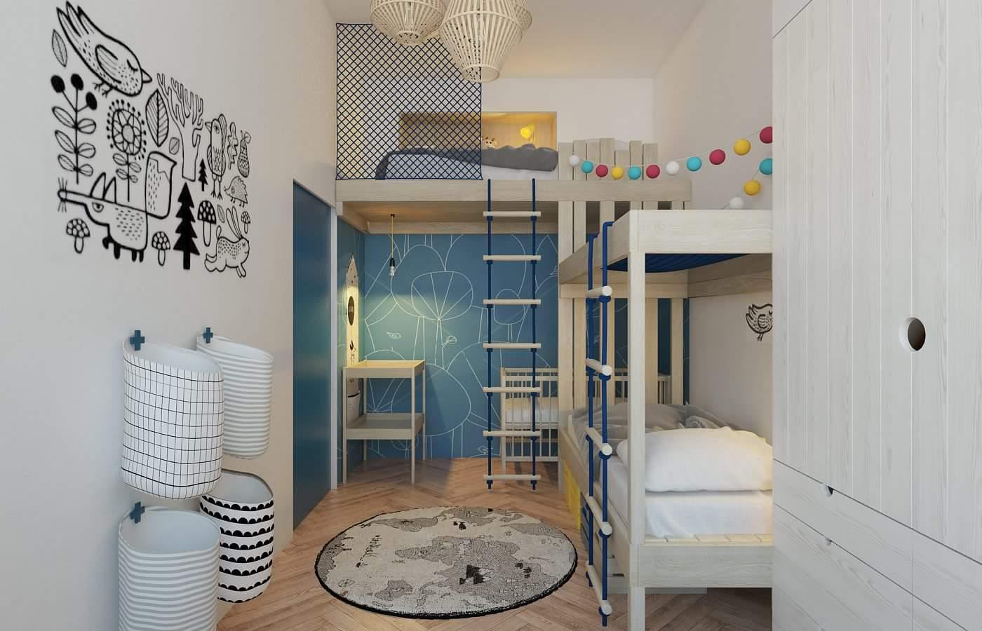 Ložnice, pokojíčky a podobně - Obrázek č. 3