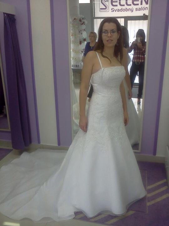 Co sa mi páči a čo by som chcela na našej svadbe - boli krásne ale len kým nebola vypnutá sukňa