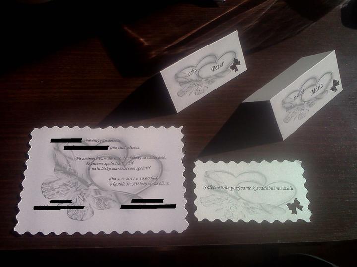 Co sa mi páči a čo by som chcela na našej svadbe - hotove...:-).....uz lôen rozdavat