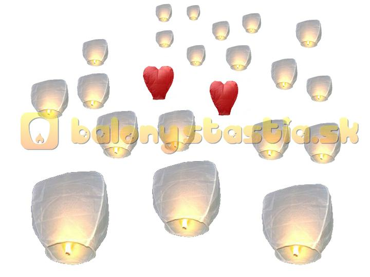 Co sa mi páči a čo by som chcela na našej svadbe - budu budu baloniky :-)))