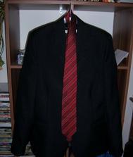 Klasický oblek pro ženicha