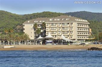 Hotel Caprici - Naše svatební cesta