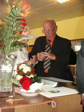 Děda překvapil, byly i prstýnky :)