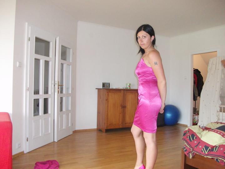 Přípravy 11.6.2011:)))) - Můj popůlnoční ohoz :)