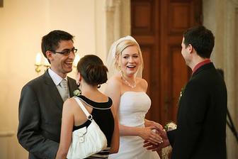 opravdu vysmátá svatba