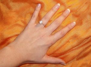 Můj úžasný zásnubní prstýnek