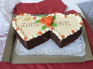 jeden z našich dortů