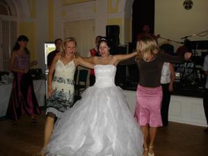 kamarádky a super tanečnice
