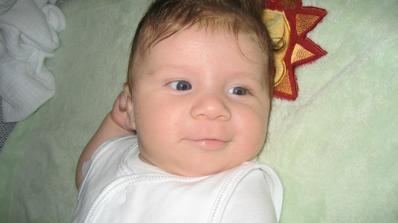 9.Februara sa nam narodil syn William Henry