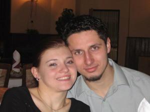Ja a môj snúbenec