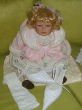 topánočky ... a bábika Sára :)