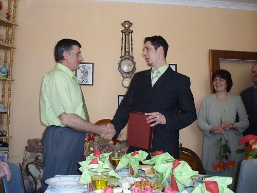 Zásnuby 23.3.2008 - Obrázok č. 16