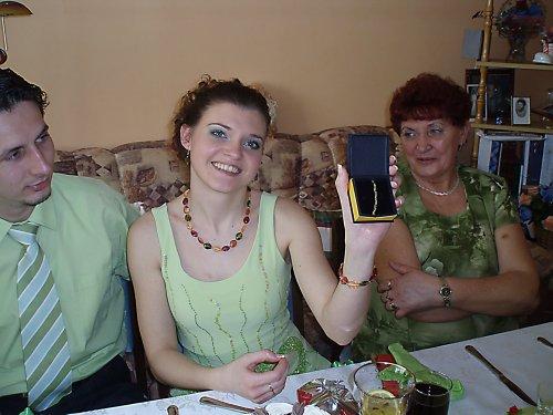 Zásnuby 23.3.2008 - Obrázok č. 18