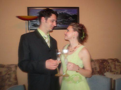 Zásnuby 23.3.2008 - Obrázok č. 24