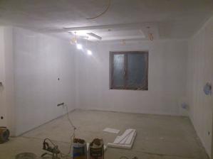 04.01.2012 začali sme už aj malovať