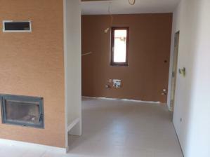 28.03.2012 uprataná kuchyňa, pripravená na montáž linky