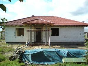 06.09.2010  a strecha je hotová!!!