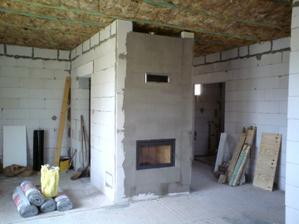 23.06.2011 konečná podoba, celkom dosť veľká časť domu z toho ostala..