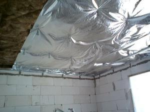 28.06.2011 priečna izolácia + konštrukcia na sadrokarton
