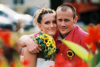Manželé Martin a Lucie