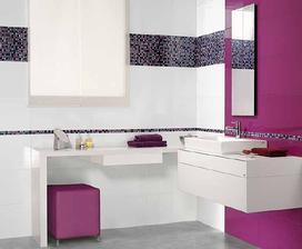 obklad vybratý :) biela+farebna mozaika
