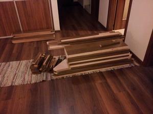 konečne po pol roku bývania bez schodov,su uz doma :-)