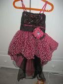 Dievčenské spoločenské šaty, 98