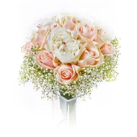Svadobné kytice a výzdoba od Hydroflora.sk. Aj na mieru podľa Vašich požiadaviek.  http://www.hydroflora.sk/e-shop/rezane-kvety/svadobne-kytice.html - Obrázok č. 2