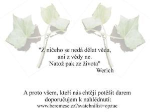 Werich - nemá chybu