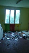 Podkrovi-budouci pokojik pro kluky :-)