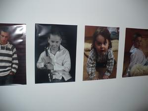 A tady jsou moji raubiri na zdi:-)