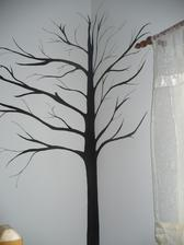 a jeste nedodelany strom zivota-tedy namalovany uz je ale porad se mi nejak nelibi zadne ramecky na fota-nemate nejaky tip?
