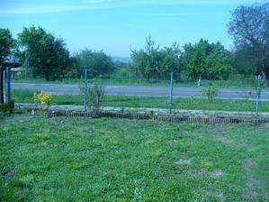 zahradka+keriky ze zahrady
