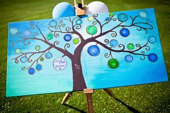 Můj svatební strom
