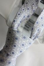 """Ženichova """"londýnská"""" kravata"""