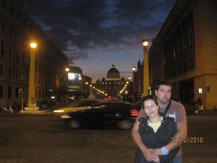M & P - Róma - Vatikán