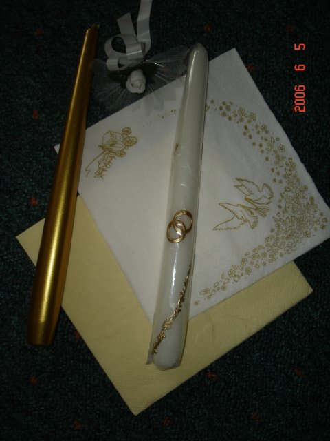 Topoľčany - 26 august 2006 :-) Môj Bielo-Zlatý Album - Bielo - zlatá kompletka