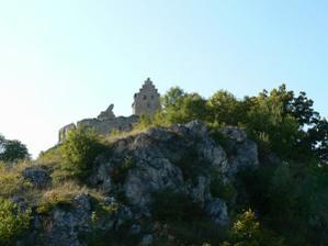 Pod týmto hradom sa plesalo.