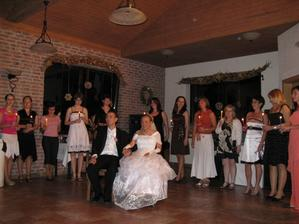 odčepčenie, tolko bolo slobodnych dievcat na svadbe