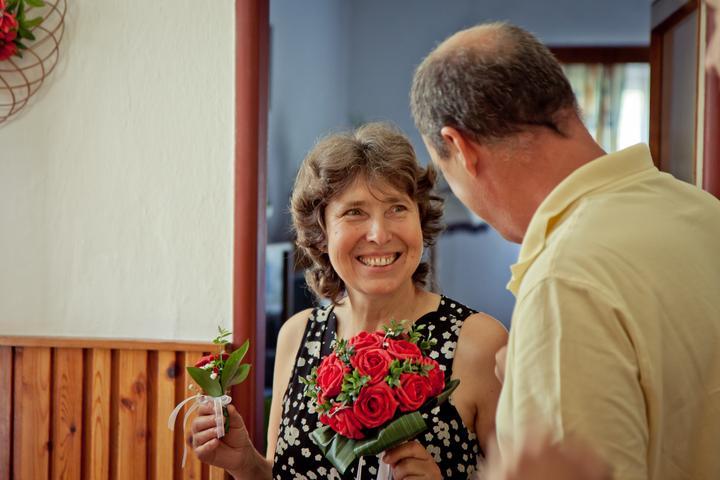 Mishka{{_AND_}}Janko - maminka ženicha vysmátá jako vždy