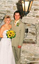 pěkná nevěsta (taky hodná)...inspirace pro kytí