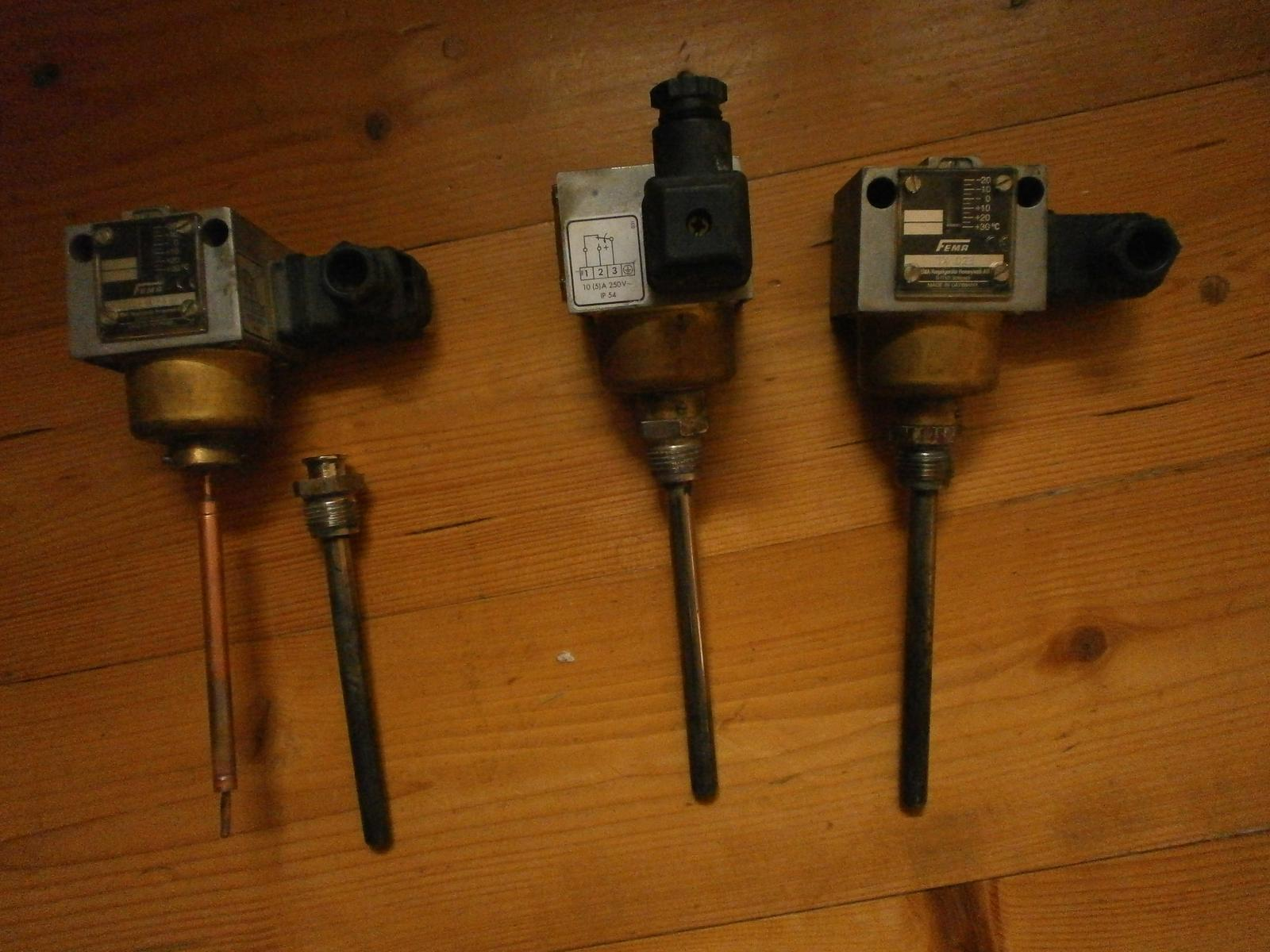 termostat TX023 - Obrázok č. 1