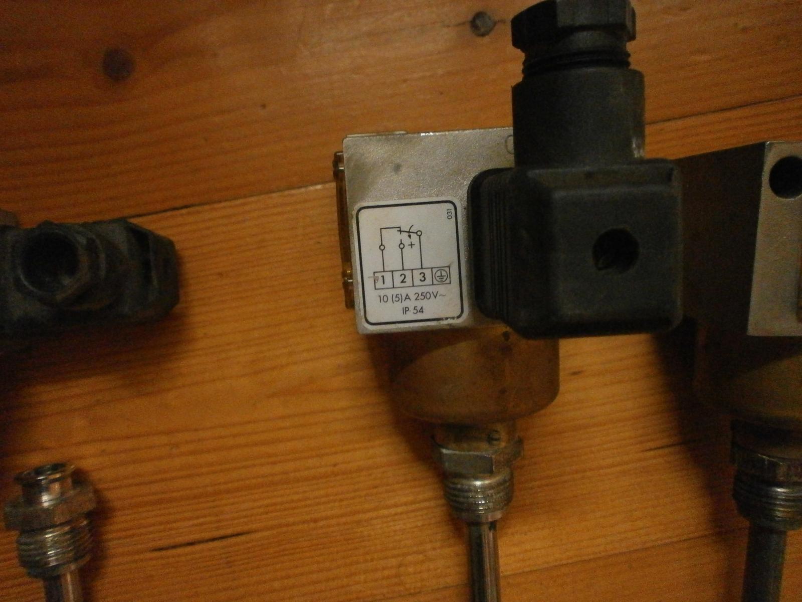 termostat TX023 - Obrázok č. 3