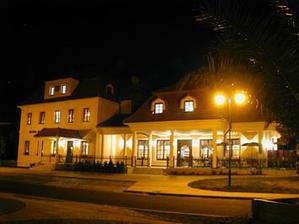 Místo naší hostiny Hotel Buchlovice
