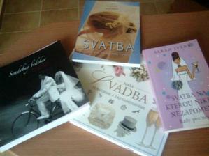 Moja literatúra :-)