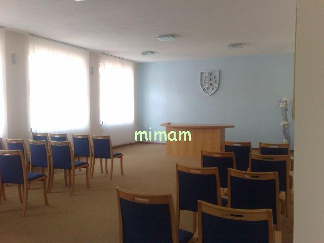 4.september 2010 sa blíži :-)) - Tu sa to odohrá :-) Sobášna sieň Mestského úradu v Myjave